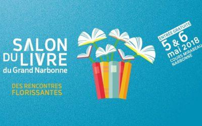 Un peu d'Occitanie au Salon du Livre du Grand Narbonne !