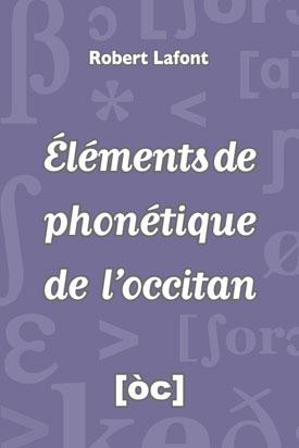 Éléments de phonétique de l'occitan