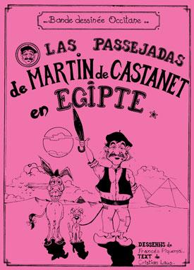 Las passejadas de Martin de Castanet en Egipte