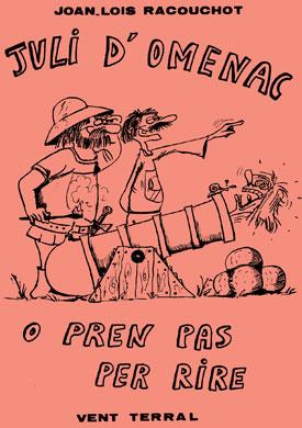 Juli d'Omenac, o pren pas per rire