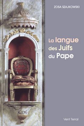 La langue des Juifs du pape